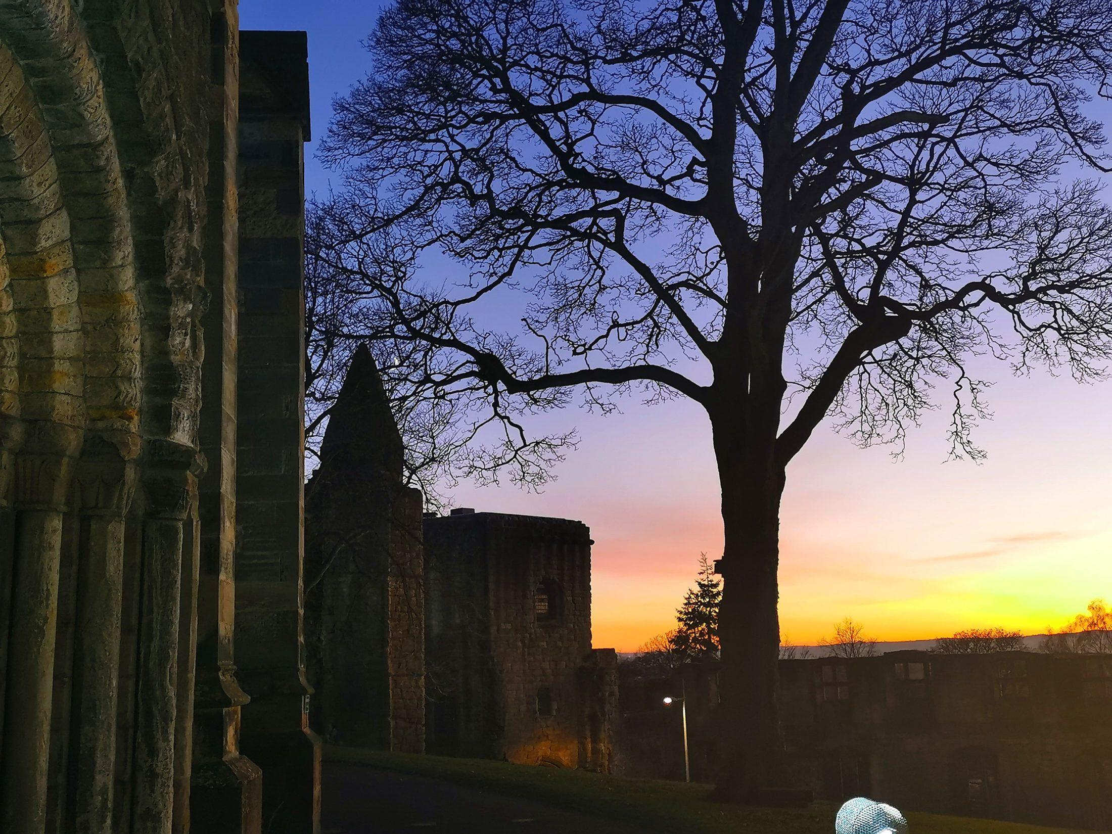 abbey-nov-sunset